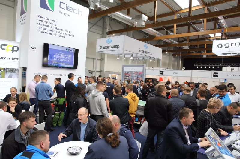 the International Trade Fair of Composite Materials, Technologies and Products KOMPOZYT-EXPO